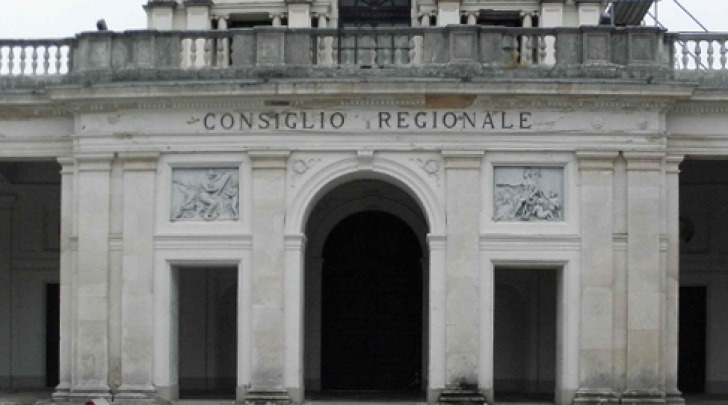 Emiciclo, sede Consiglio Regionale Abruzzo