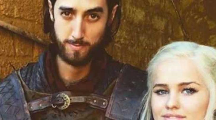 Ignacio Blanco e  Rosie Mac Game of Thrones
