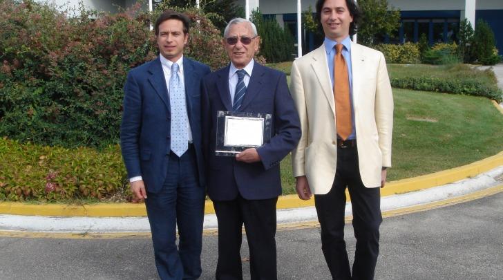 Lucio, Dario e Lorenzo Daniele