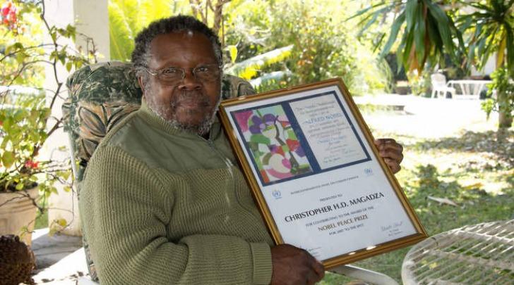 Christopher Magazda, premio Nobel nel 2007.jpg