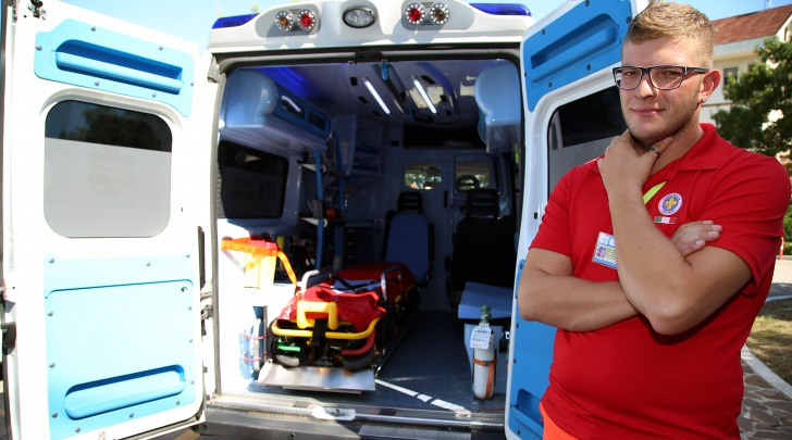 ambulanza per partorienti