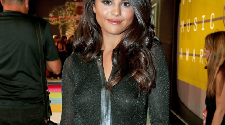 Selena Gomez senza Intimo