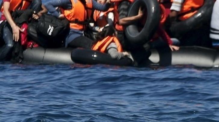 barcone immigrati - Grecia