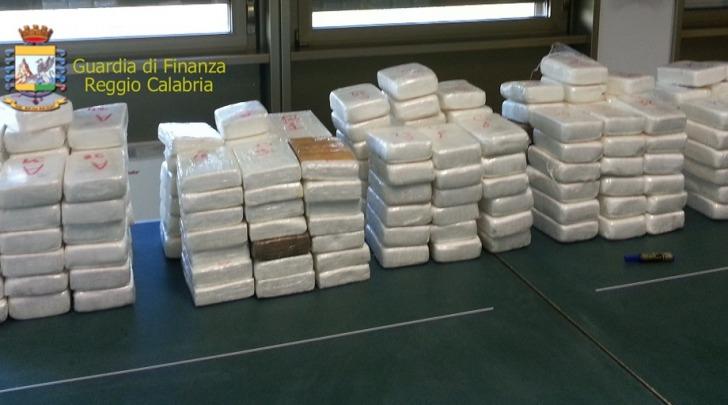 GdF sequestro cocaina
