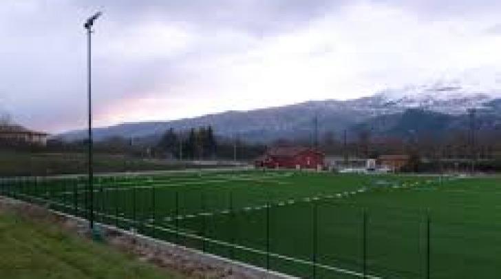 campo sportivo -san gregorio