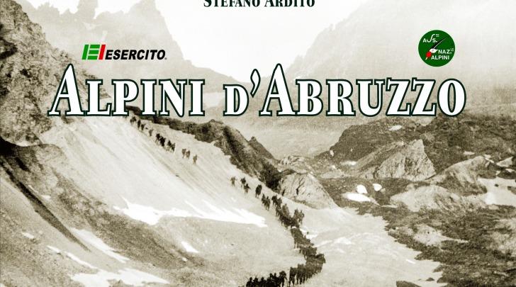 """Copertina volume """"Alpini d'Abruzzo"""""""