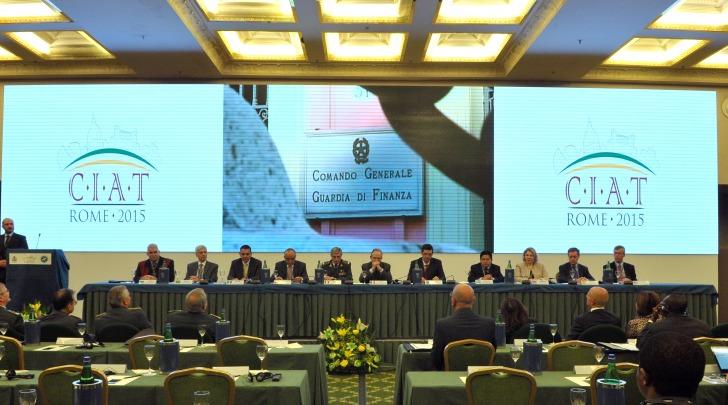 Conferenza Tecnica 2015 C.I.A.T.