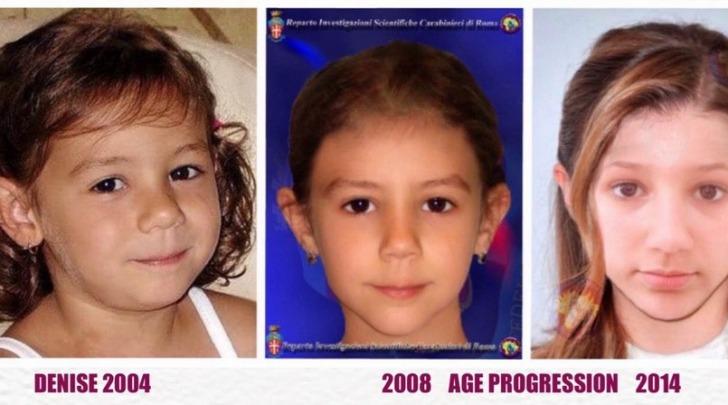 Evoluzione Denise Pipitone