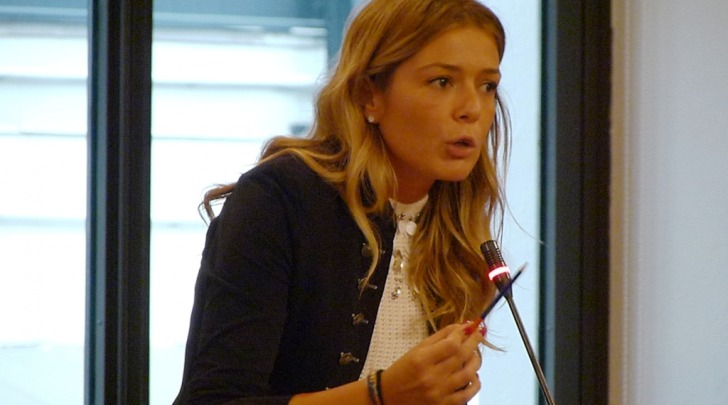 Sara Marcozzi-M5S