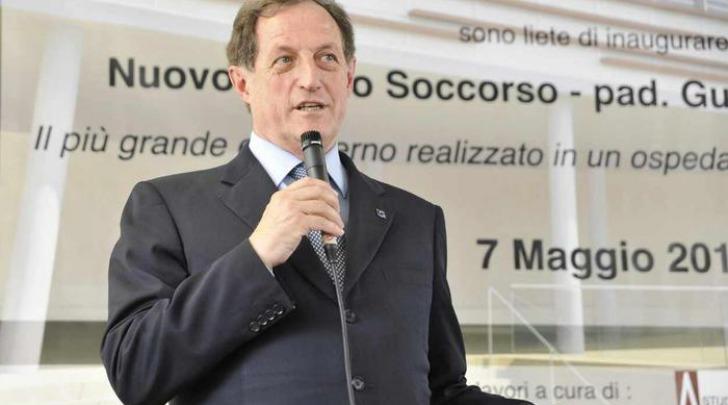 Mario Mantovani, vice presidente della Regione Lombardia