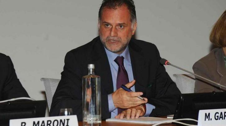 l'assessore lombardo all'Economia, Massimo Garavaglia