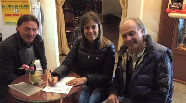 ROMEO D'AMORE, SARA TOMMASI e MARCELLO CINFAGLIONE