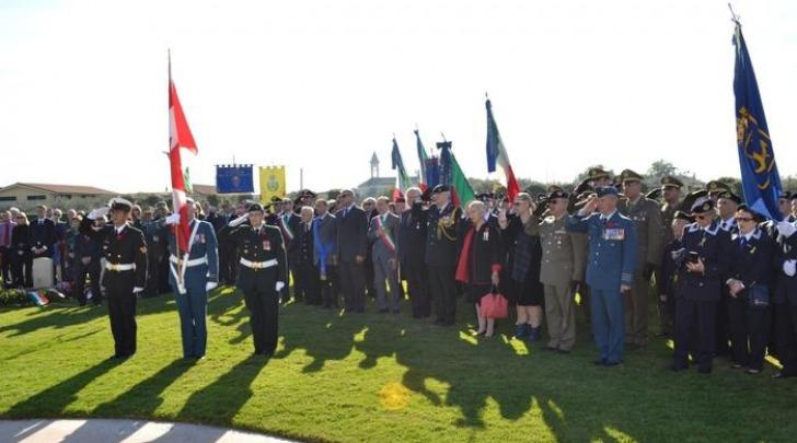 Battaglia di Ortona, commemorate vittime