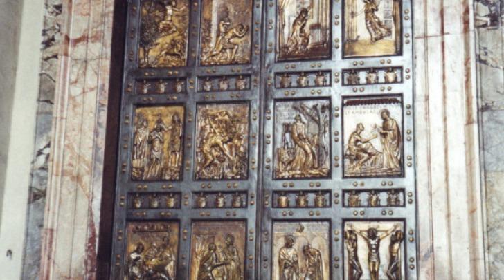 porta santa -san pietro
