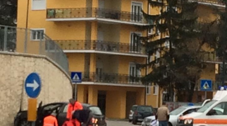 Incidente mortale a L'Aquila