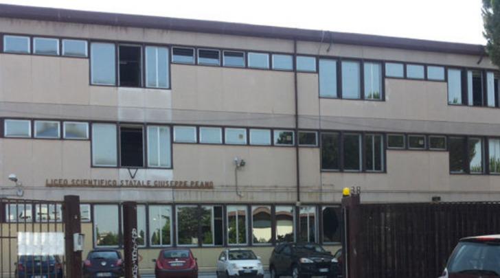 Roma, liceo scientifico Giuseppe Peano