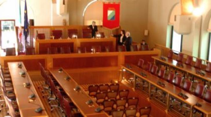 Aula consiglio regionale Abruzzo