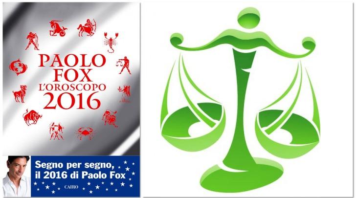 BILANCIA - Oroscopo 2016 Paolo Fox