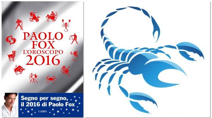 SCORPIONE - Oroscopo 2016 Paolo Fox