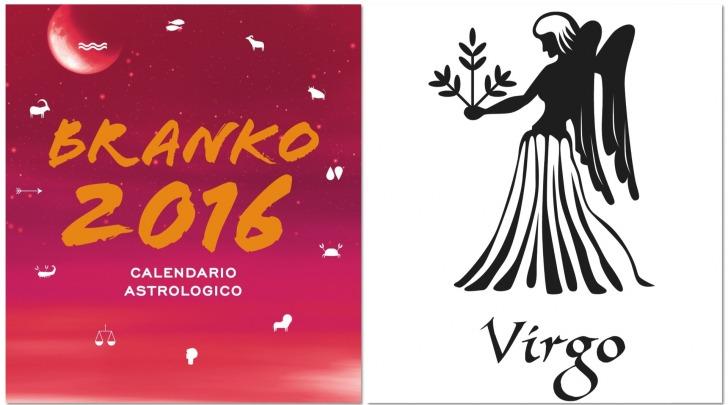 VERGINE - Oroscopo 2016 Branko