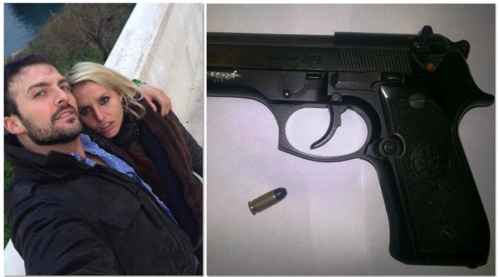 Una pistola (immagine di repertorio)