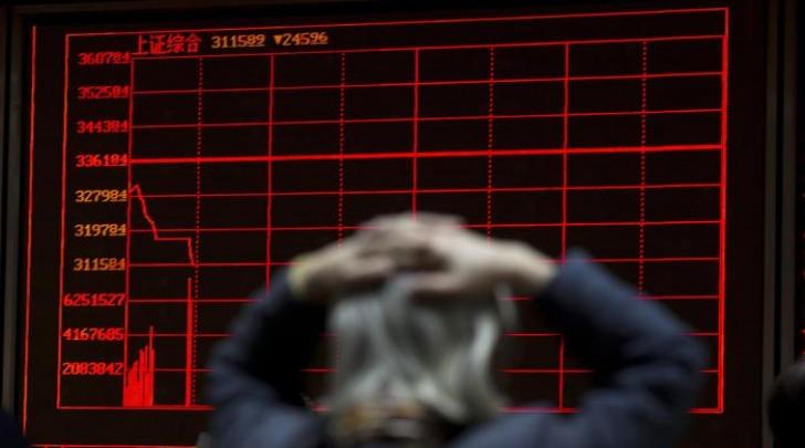 Crollo Borsa