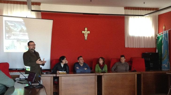 "Presentazione de ""www.lavallelonga.it"""