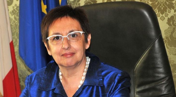 L'ex prefetto di Palermo Francesca Cannizzo