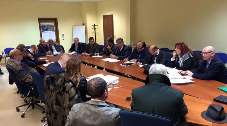 D'Alfonso incontra commissari liquidatori Comunità montane abruzzesi