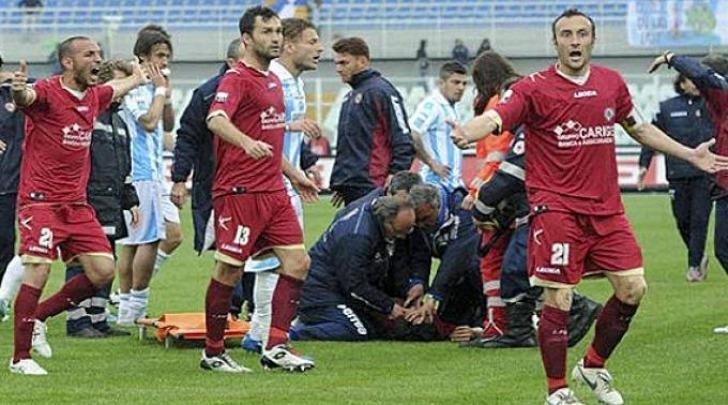 Immagine incidente Morosini