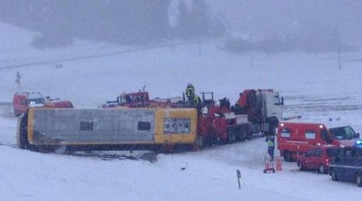 Incidente Bus Francia