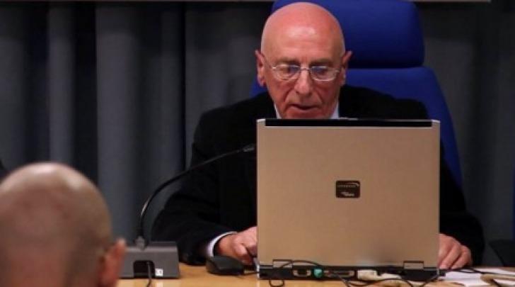 Il ricercatore Aldo Ronci