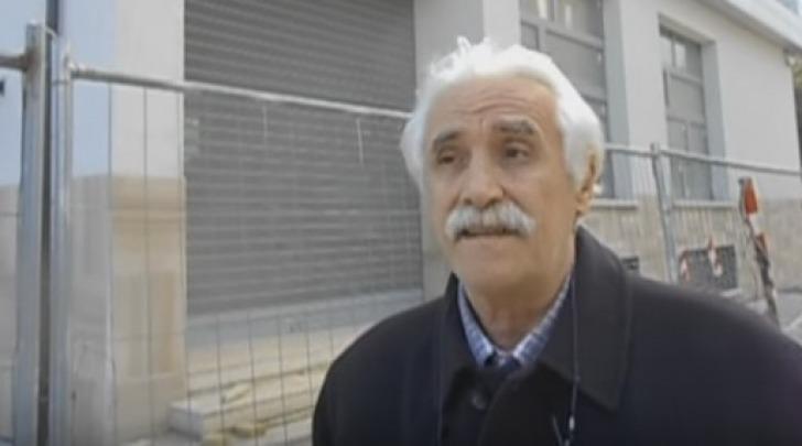 Manlio Madrigale, responsabile del centro di Civicrazia a Chieti