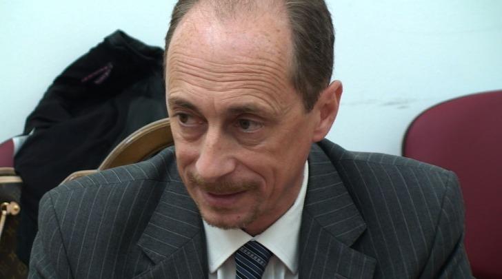 "Giorgio De Matteis, consigliere comunale di ""L'Aquila Città Aperta"""