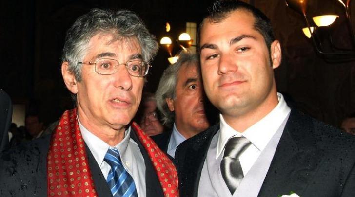Riccardo ed Umberto Bossi