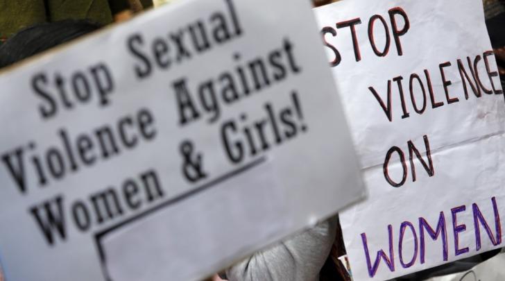 manifestazione - stop alla violenza