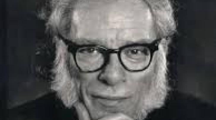 Isac Asimov