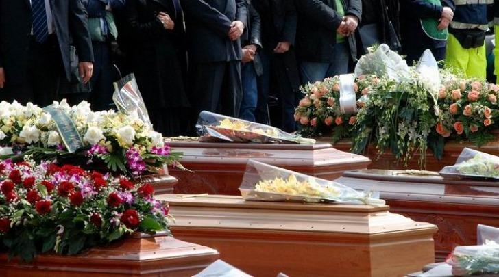 Cerimonia solenne per le vittime reatine