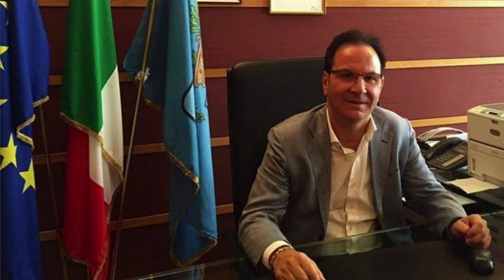 Angelo Di Costanzo, Presidente Provincia Caserta - foto da fb