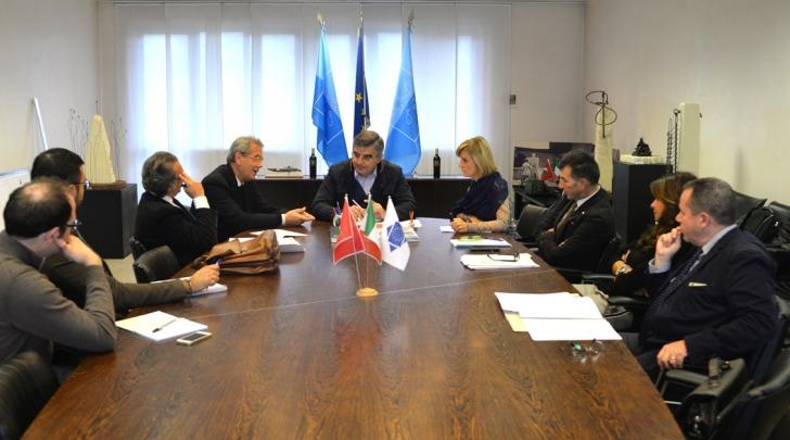 L'assemblea di Abruzzo Sviluppo