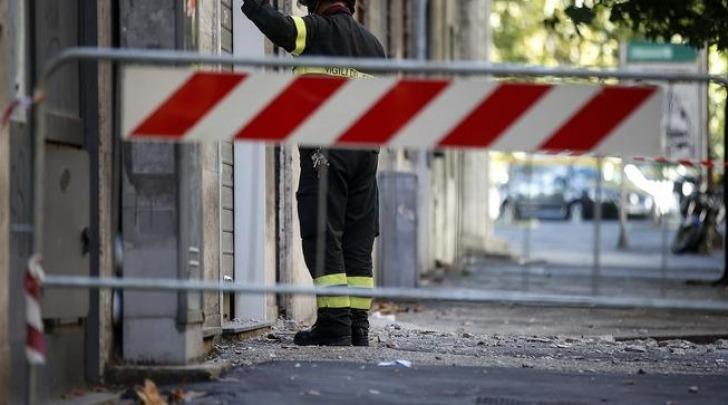 Roma, verifiche dopo il sisma del 30 ottobre 2016