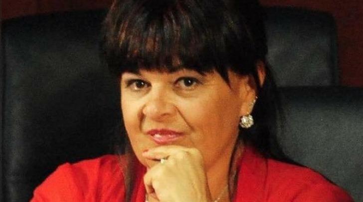 la senatrice del Pd, Stefania Pezzopane