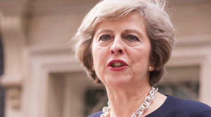 Il premier conservatore britannico Theresa May