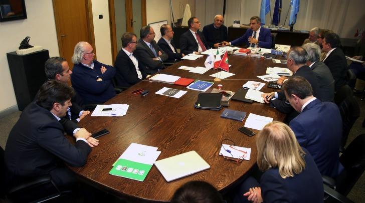 La riunione operativa