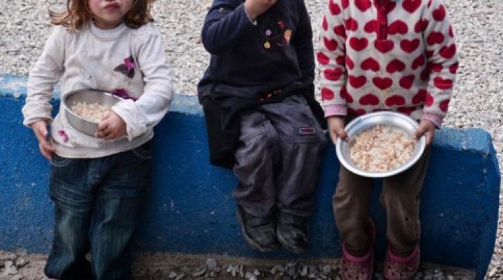 Save The Children - rischio povertà - Atlante Infanzia