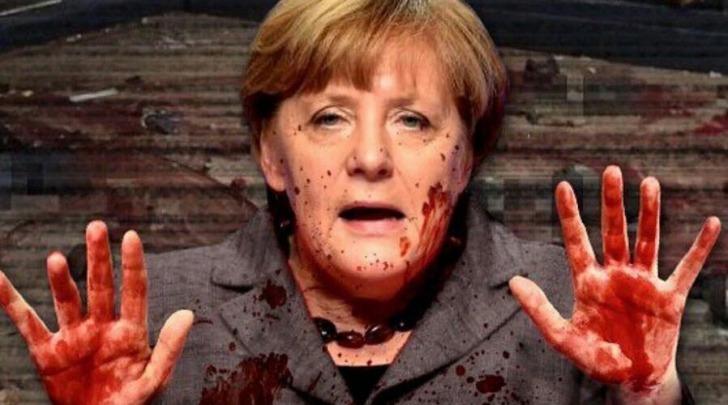 Merkel su Twitter