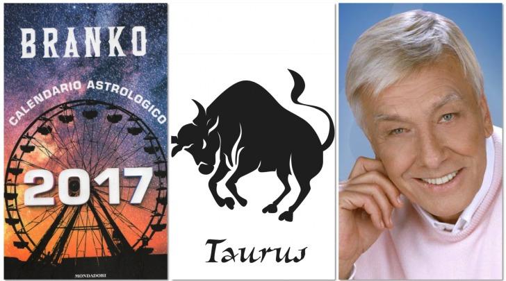 TORO - Oroscopo 2017 Branko