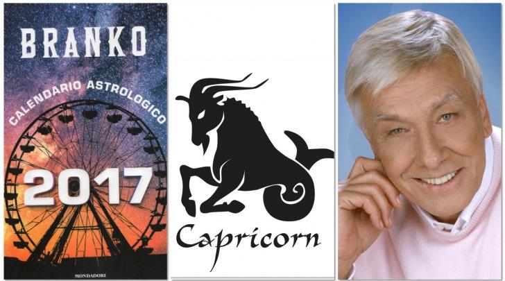 CAPRICORNO - Oroscopo 2017 Branko