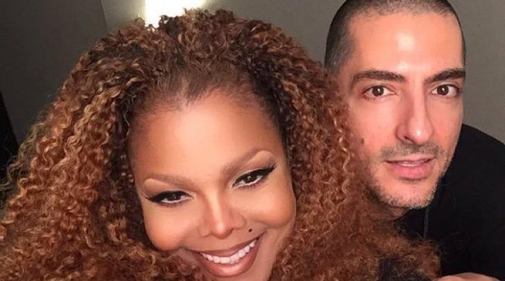 Janet Jackson ed il marito Wissam Al Mana