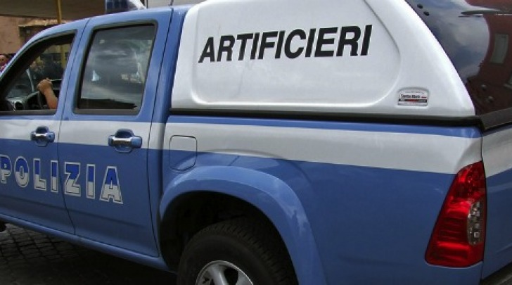 artificieri - foto di repertorio